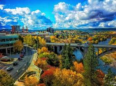 Beautiful Spokane Washington {Retirement... Our forever Home somewhere out there!}