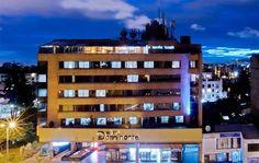 hotel 4 estrellas en el centro de Bogotá