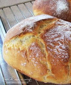 Thermomix Pain Cocotte (French Bread) recipe: Try this Thermomix Pain Cocotte (French Bread) recipe, or contribute your own. Bread Recipes, Cooking Recipes, Food Porn, Good Food, Yummy Food, Savoury Baking, Romanian Food, Mets, Pampered Chef