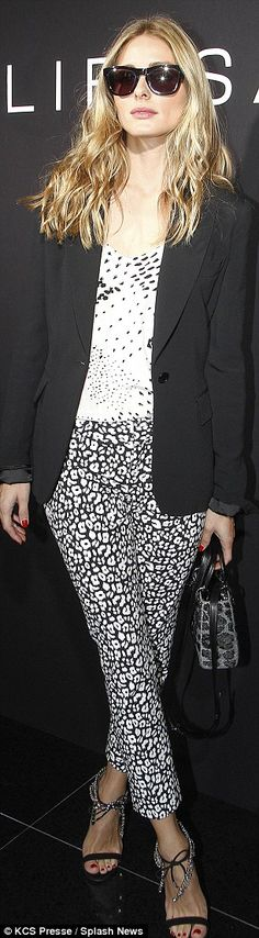 olivia palermo - love this look!
