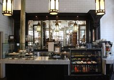 The Paris Market Cafe in Savannah, GA   Lonny