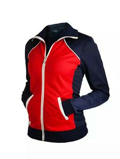 Equestrian Stockholm WCT jacket Red isn't normally my thing but old school styling vibe with this one caught my eye