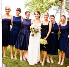 Why I let my Bridesmaids pick out their own dress