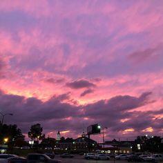 Rainbow Sky, Age Of Aquarius, Sky Sea, Purple Sky, Stairway To Heaven, Beautiful Sunset, Stairways, Sunrise, Nature