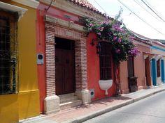 Casa en la Calle San Pedro Mártir en #CartagenadeIndias