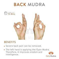 Let the pain go. by Mudras Meditation Exercises, Yoga Mantras, Yoga Meditation, Yoga Kundalini, Pranayama, Qigong, Yoga Inspiration, Les Chakras, Acupressure Treatment