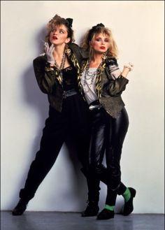 """Madonna dans """"Recherche Susan désespérément"""" : 100 looks mythiques du cinéma - Linternaute"""