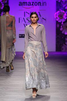 Siddartha Tytler | Amazon India Fashion Week Spring/Summer 2016 | #Indiancouture #PM