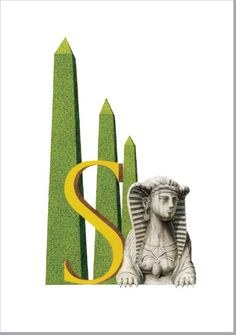S is for Sphinx
