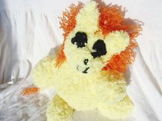 Lion Fluffiefriend Small Stuffed Animal by Violet's Silver Lining, $10.00