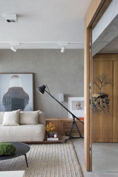 PL - House — studio ro+ca Interior Exterior, Room Interior, Interior Design Living Room, Interior Architecture, Living Room Designs, Living Room Decor, Interior Decorating, Living Tv, Home And Living