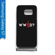 What Would Ash Do Samsung Galaxy S7 Case Cover