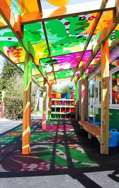 29 Best Shady Seating Areas For Schools Images Gardens
