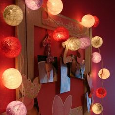 guirlande lumineuse Capucine lovely-light