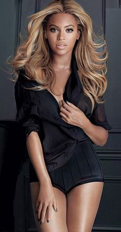 Beyonce is the perfect woman!! Beautiful face,body she's just unique