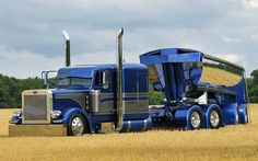 Millions of Semi Trucks Big Rig Trucks, Show Trucks, Dump Trucks, Old Trucks, Vintage Trucks, Custom Big Rigs, Custom Trucks, Custom Trailers, Dump Trailers