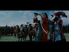 The great northern war. Part 1. Battle of Poltava.