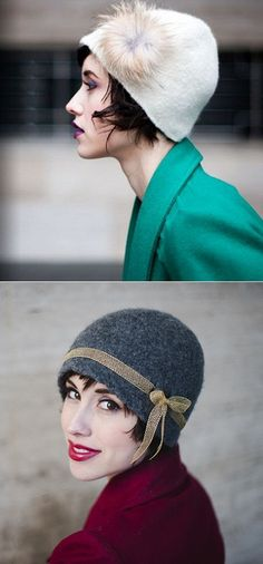 Oh la la – a sassy and oh-so stylish French hat GIVEAWAY!