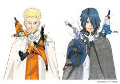 Neues Bild zu Boruto - Naruto the Movie veröffentlicht Naruto Shippuden Sasuke, Anime Naruto, Sasunaru, Kakashi Sensei, Manga Anime, Narusasu, Naruhina, Hinata, Naruto Drawings