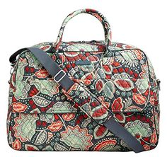 Vera Bradley Grand Traveler Nomadic Floral -- To view further for this item, visit the image link.
