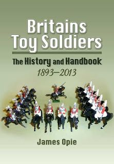 MTSC PRODUCT SPOTLIGHT: Britains Toy Soldiers: The History and Handbook 1893 - 2013 & Collecting Toy Soldiers in the 21st Century by James Opie.