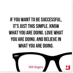 Simple but true!