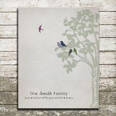 tree birds memorial - Google Search