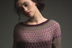 Ravelry: Progressive Pullover by Faina Goberstein