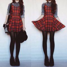 Outfits que te ayudarán a lucir como colegiala sin verte vulgar