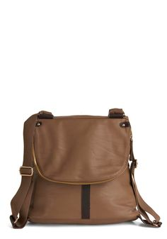 Brown leather bags... You can never have enough!