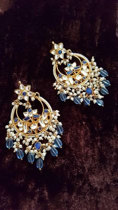 Check out this item in my Etsy shop https://www.etsy.com/listing/584924937/chandbali-brand-new-free-shipping