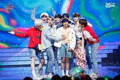 Debut stage on Mcountdown K Pop Chart, All About Kpop, Quantum Leap, Innocent Man, Love U Forever, Fandom, Picture Credit, My Muse, Flower Boys