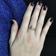JEWELRY: My very own Théa Basic Ring on the blog! Check 'm out! www.yourddofme.be