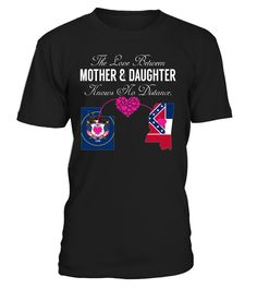 The Love Between Mother and Daughter Knows No Distance Utah Mississippi State T-Shirt #LoveNoDistance