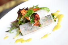 Raw Vegan at Five Elements, Bali, Indonesia  (amazing raw food menu)