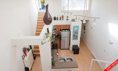 """2 bed Loft on """"The Drive"""" Double height Private Roof top Deck."""