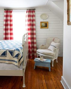 Shiplap Walls:  The farmhouse staple saw a surge in popularity thanks to HGTV's Chip and Joanna Gaines. Check out our guide to installing shiplap in your home.