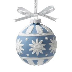 Wedgwood 2012 Holiday Neoclassical Ball Ornament ** Click image for more details.