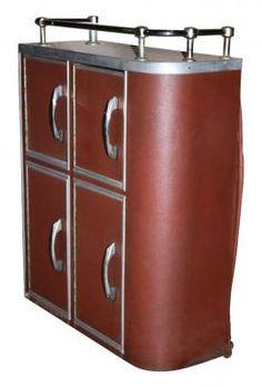Vintage kitchen cabinets. $185