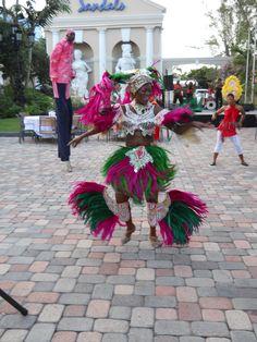 Junkanoo....celebration   Nassau, Bahamas