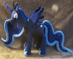 crochet patterns for My Little Pony.