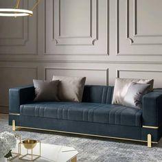 Luxury Designer Contemporary Leather Italian Sofa at Juliettes Interiors. Luxury Furniture Sofa, Furniture Design, Italian Sofa, Sofa Design, Luxury Furniture, Contemporary Furniture Design, Furniture, Modern Sofa Designs, Living Room Sofa Design