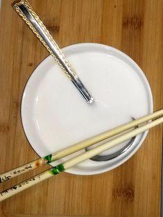 Salsa china light para ensaladas (salsa blanca)