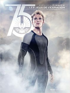 Hunger Games - L'embrasement : Affiche Sam Claflin