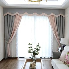 New Bathroom Window Dressing Ideas Fabrics Ideas Elegant Curtains, Curtain Decor, Curtains Living Room, Living Room Decor Curtains, Curtains, Baby Room Curtains, Curtains And Draperies, Home Curtains, Curtain Designs