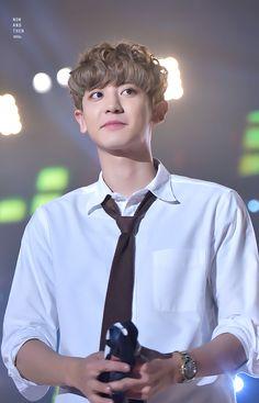 25th High1 Seoul Music Awards 160114 : Chanyeol (1/3)
