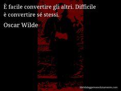 Cartolina con aforisma di Oscar Wilde (142)