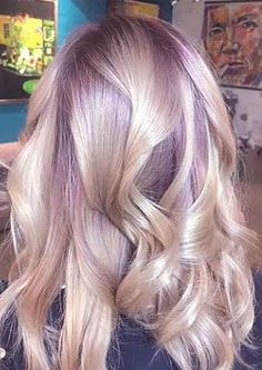 2016 Hair Color Techniques Shadow Root - Roots aren't just for trees. Whether your'e creating a bright, fashion colored root (like this stunning purple) or just trying to ease the regrowth for your blonde clientele, shadow rooting is a great technique to add to your arsenal in 2016.