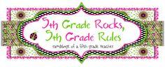5th Grade Rocks, 5TH Grade Rules