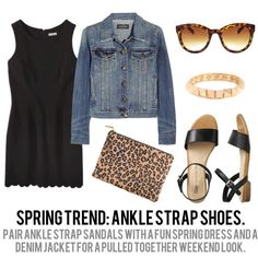 jillgg's good life (for less) | a west michigan style blog: spring trends 2014: ankle strap shoes!